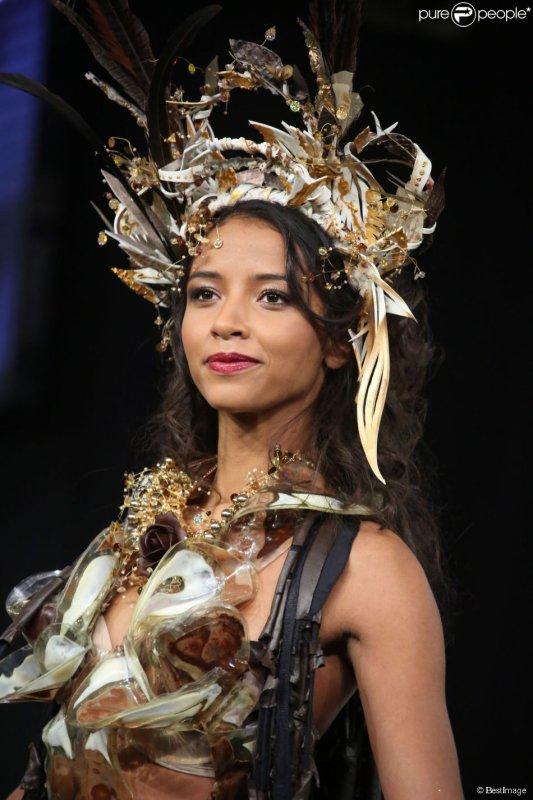 Miss France - Salon du Chocolat