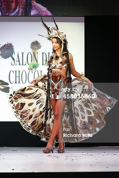 Flora Coquerel - Salon du chocolat