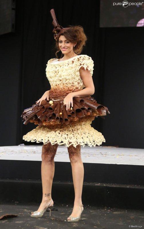 Rachel Legrain-Trapani - Salon du Chocolat