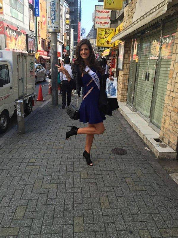 Aurianne Sinacola - Miss International