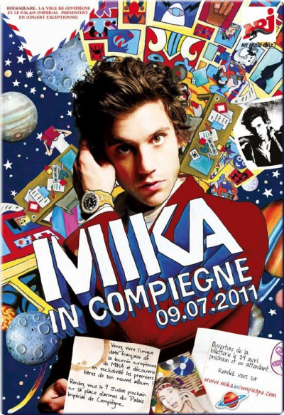 plus d 39 infos sur le concert de compi gne so mika. Black Bedroom Furniture Sets. Home Design Ideas