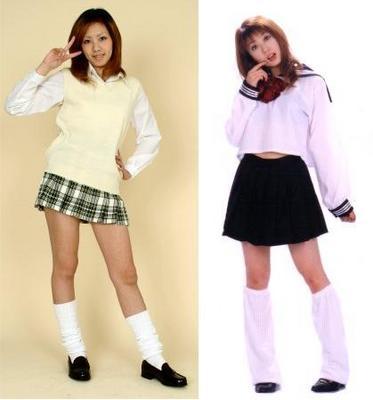 Au japon l'uniforme scolaire est obligatoire .