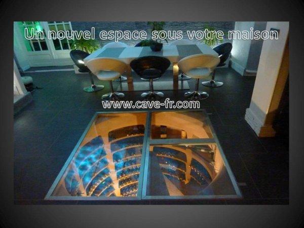 un nouvel espace sous votre maison une cave digne des meilleurs chateaux. Black Bedroom Furniture Sets. Home Design Ideas