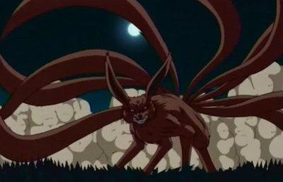 Demon renard a 9 queue blog de luchan94460 - Naruto renard ...