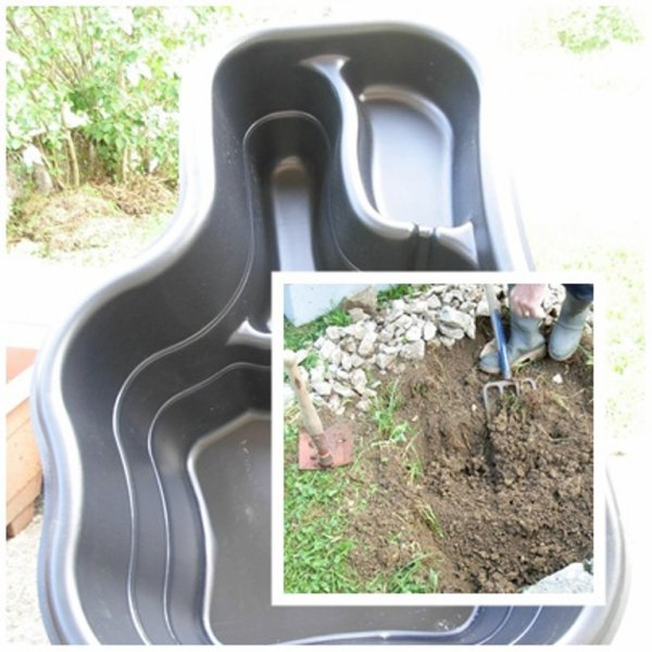 Prochain article construction d 39 un bassin de jardin for Construction bassin de jardin