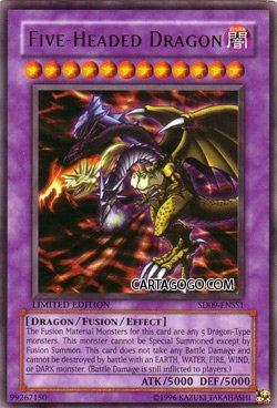 la carte yu gi oh la plus puissante