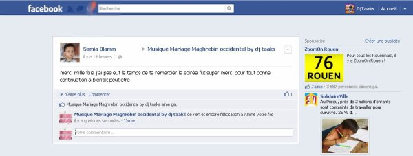bapt me du 12 mai 2012 commentaire facebook 76. Black Bedroom Furniture Sets. Home Design Ideas