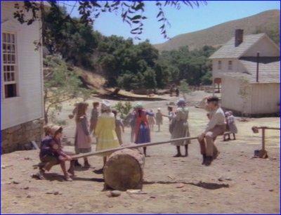 1 les habitants et villageois de walnut grove la maison dans la prairie house