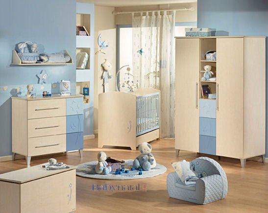 Chambre Bleu Et Beige - Maison Design - Sibfa.com