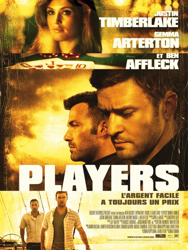 PLAYERS (RUNNER RUNNER)