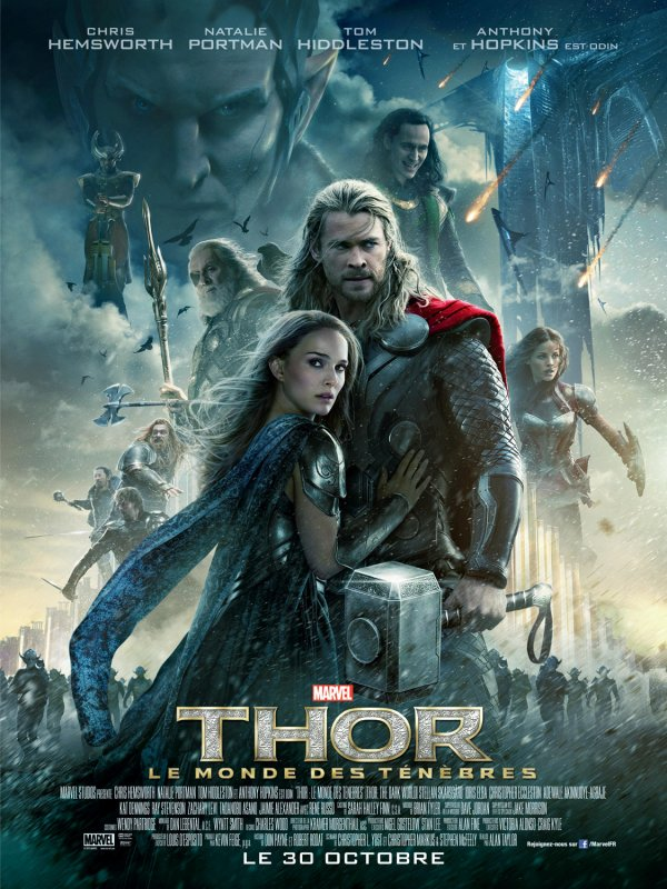THOR : LE MONDE DES T�N�BRES (THOR: THE DARK WORLD)