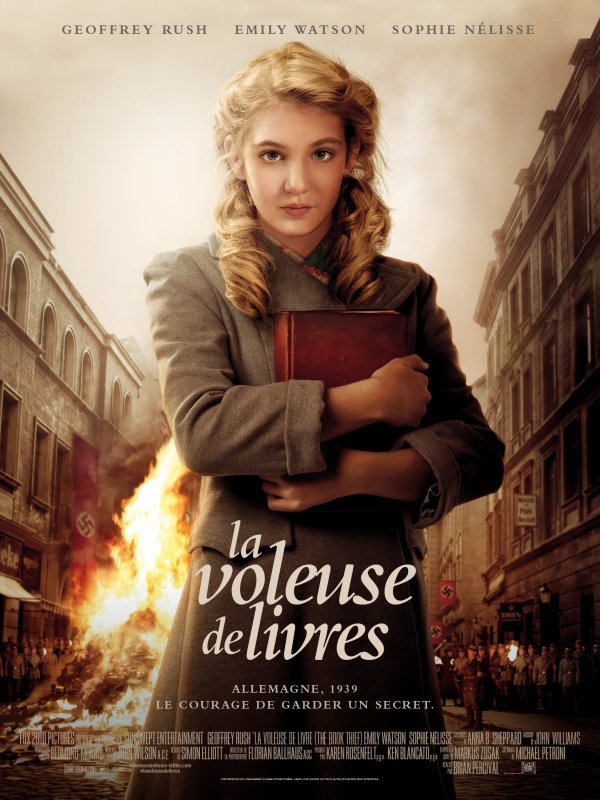 LA VOLEUSE DE LIVRES (THE BOOK THIEF)