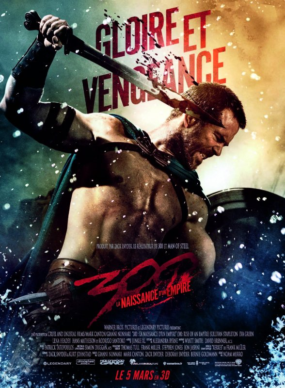 300 : LA NAISSANCE D'UN EMPIRE (300: RISE OF AN EMPIRE)