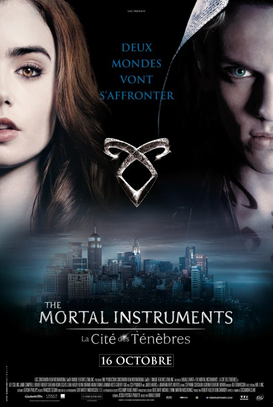 THE MORTAL INSTRUMENTS : LA CIT� DES T�N�BRES (THE MORTAL INSTRUMENTS: CITY OF BONES)