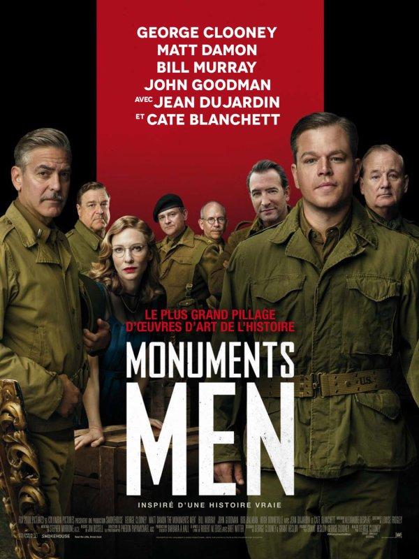 MONUMENTS MEN (THE MONUMENTS MEN)