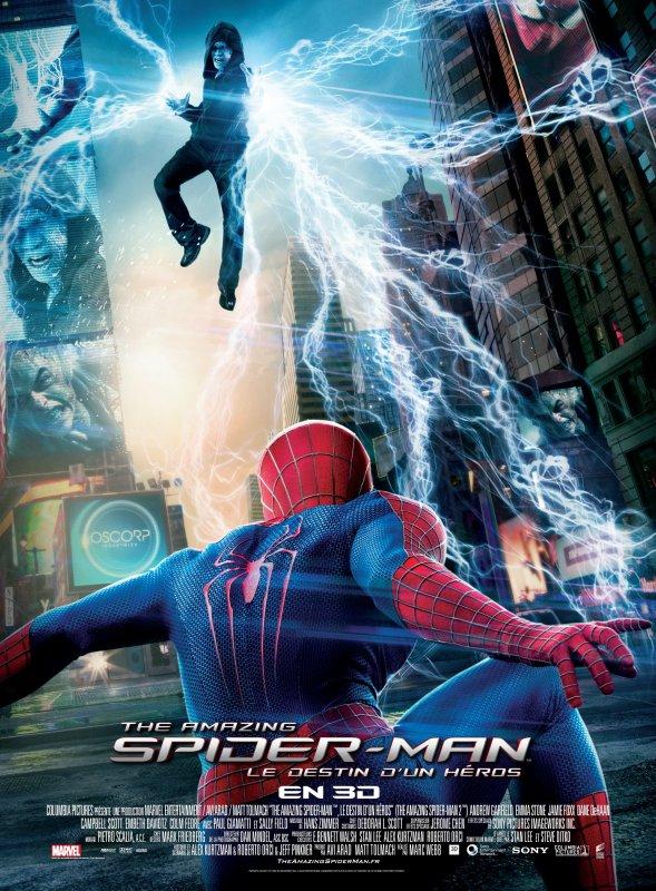 THE AMAZING SPIDER-MAN : LE DESTIN D'UN H�ROS (THE AMAZING SPIDER-MAN 2)