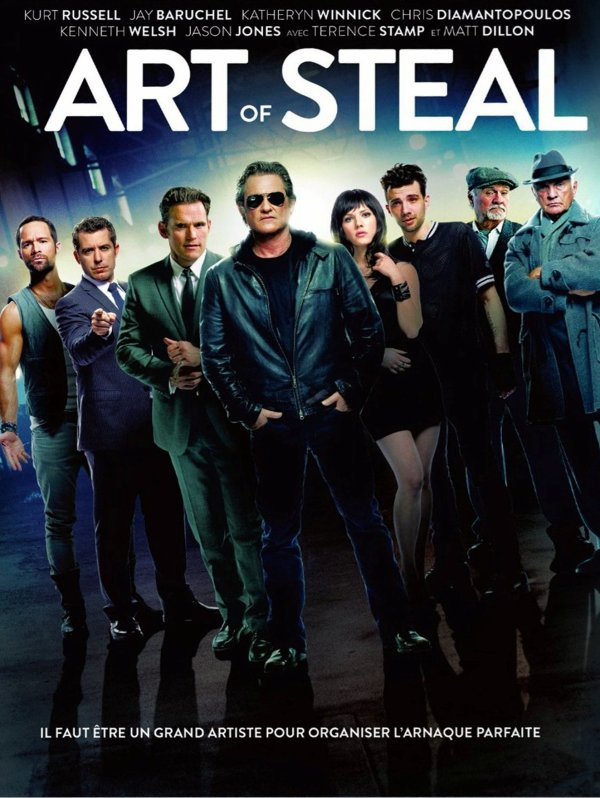 ART OF STEAL (THE ART OF THE STEAL)