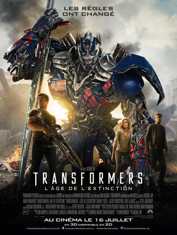 TRANSFORMERS : L'�GE DE L'EXTINCTION (TRANSFORMERS: AGE OF EXTINCTION)