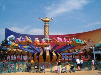 flight over agrabah - photo #35
