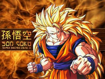 Sangoku super sayen 3 sangohan 18 - Sangoku sangohan ...