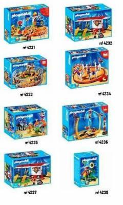 Nouveau cirque playmobil cirque circo circus zirkus - Cirque playmobil ...
