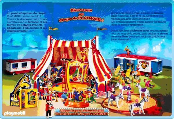 Cirque playmobil - Cirque playmobil ...