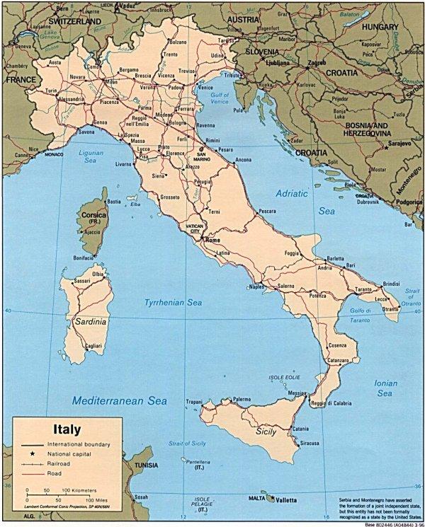 l 11 di bergamo italy map - photo#15