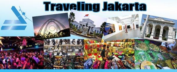 Traveling Jakarta