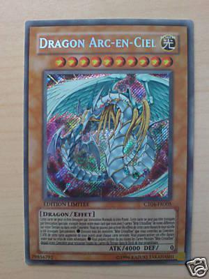 Dragon arc en ciel jdr les b tes cristalines - Dragon arc en ciel ...