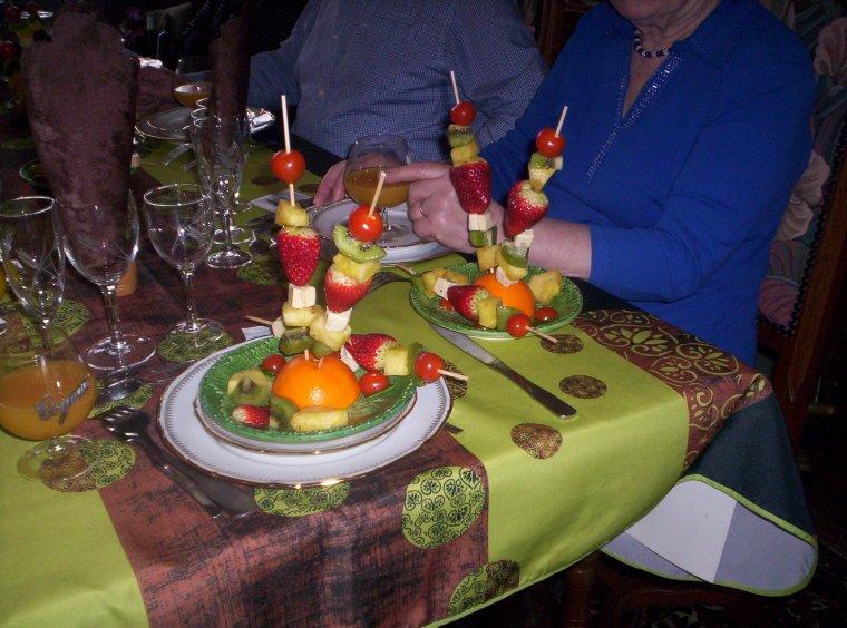 Repas entre amis blog de 49 cibeline for Repas noel entre amis