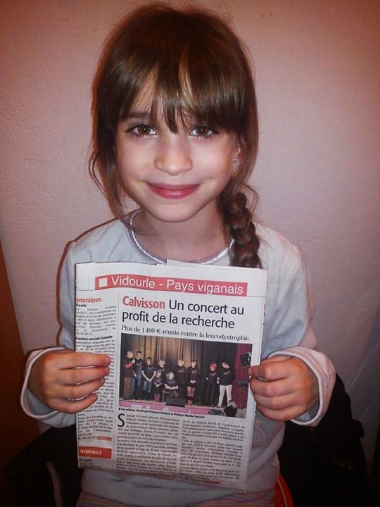 ELA (Association Europ�enne contre les Leucodystrophies) ♥♪♪♥ Youtube ★ Forum ★ Photos ★ FaceBook ★ Test ★ Twitter  ★ GroupeFan ♥♪♪♥
