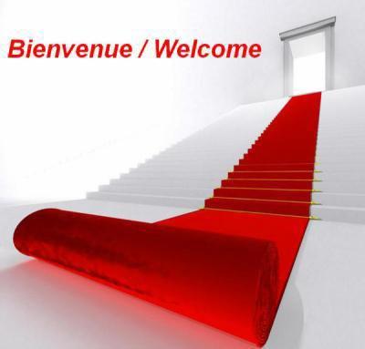 ~ * Bienvenue * ~