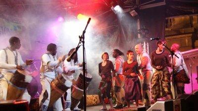 spectacle t�l�-thon 2009 pour la ville de Rouen