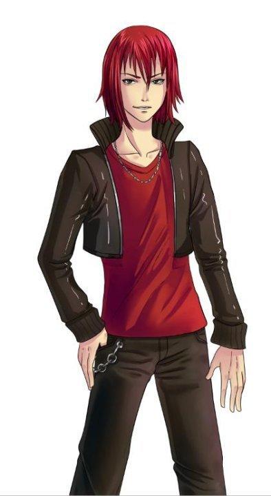 Pr�sentation des personnages: Castiel