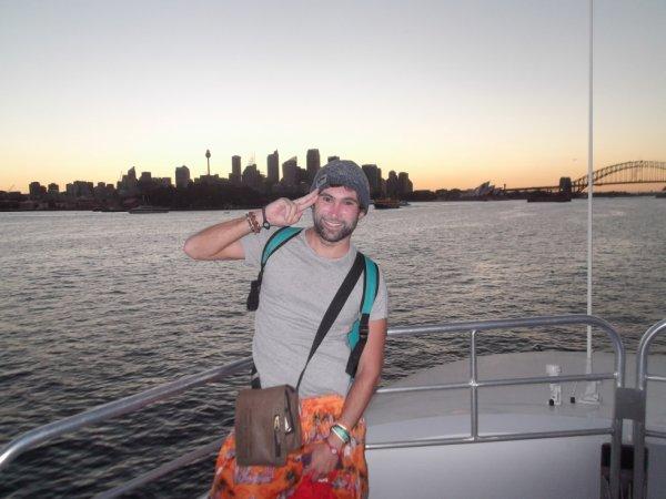 skyline Sydney,a en pleurerrrr^^
