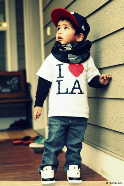 Baby Boy Swagger
