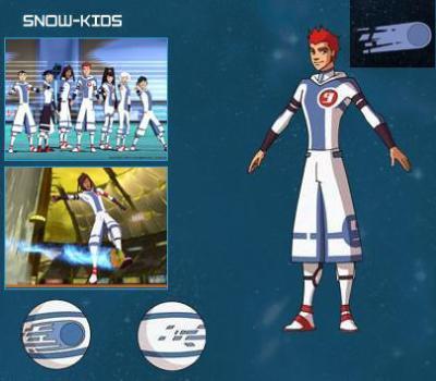 Les snow kids blog de galactik football 033 - Equipe galactik football ...