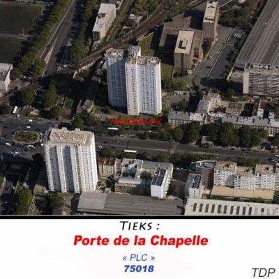 Porte de la chapelle les cit s de paris - Le five porte de la chapelle ...
