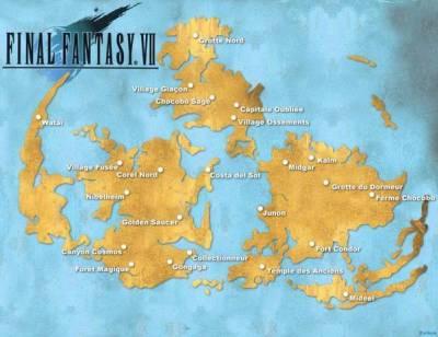 Les villes et lieux ff7 blog sur final fantasy 7 for Ou se promener dans les yvelines