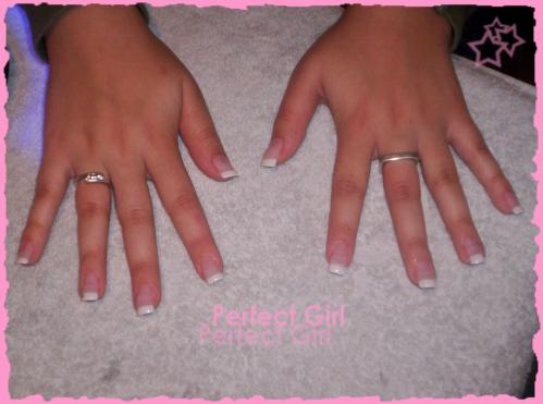 Pose D'ongle en Gel Couleur Pose d Ongles en Gel