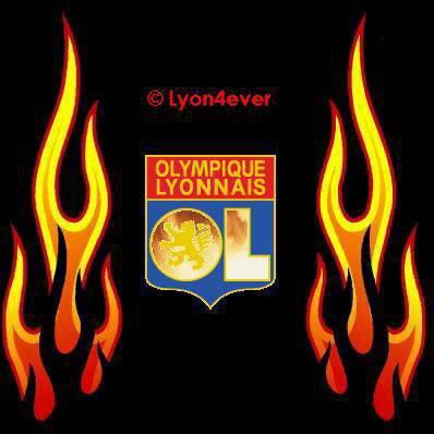 Logo ol flamme blog de rogerdu69 - Logo olympique lyonnais ...