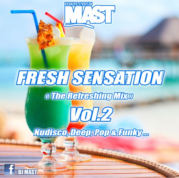 FRESH SENSATION 2 by DJ MAST