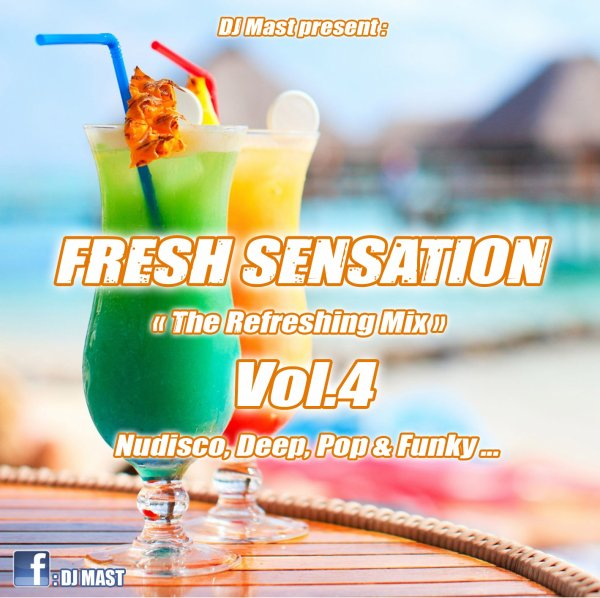 FRESH SENSATION 4 by DJ MAST