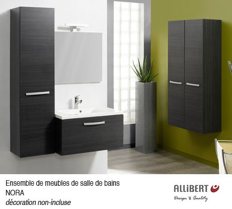 meuble salle de bain allibert prix choix de l 39 ing nierie sanitaire. Black Bedroom Furniture Sets. Home Design Ideas