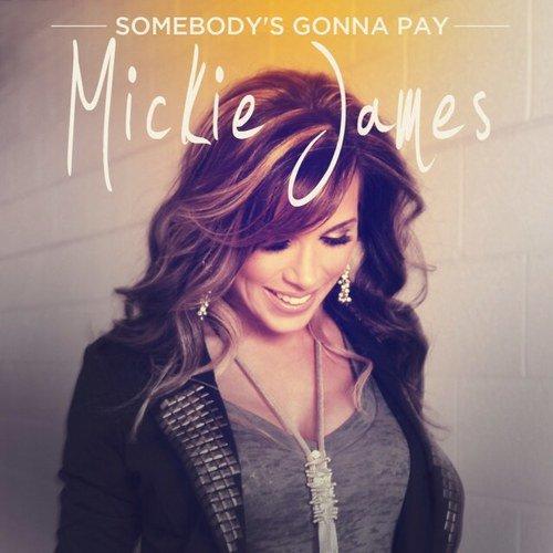 Mickie James 2012 Singing Mickie James (Album Si...
