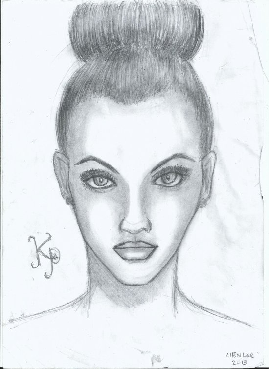 Comment dessiner un nu fminin au crayon ? - Dessin - Art