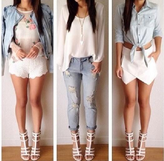 Touche Pas A Mes Filles Style Fashion