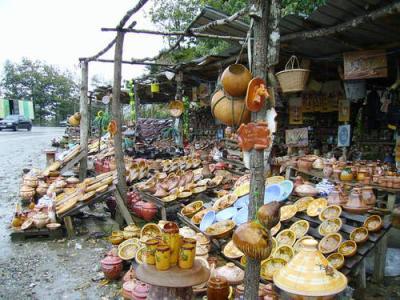 Poterie et artisanat kabyle alg rie sur la route de yakouren tizi ouzou wilaya tizi - Artisanat algerien ...