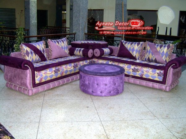 salon marocain tapissier s9 salons marocains 2013 2014 salon marocain. Black Bedroom Furniture Sets. Home Design Ideas