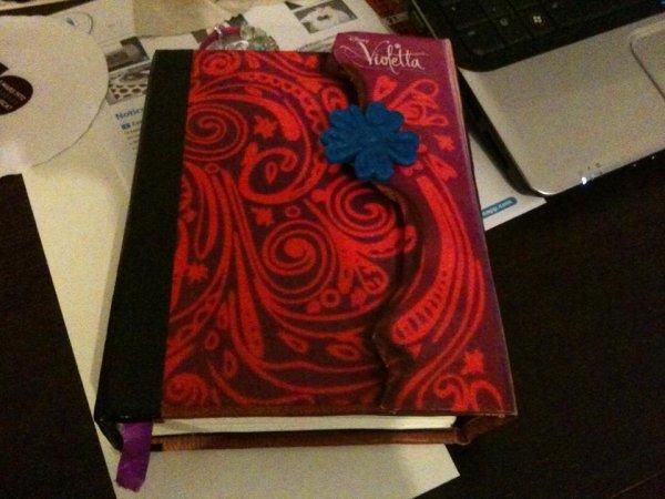Violetta comment cr er le journal intime de violetta blog de lovely 91 - Comment faire un journal ...